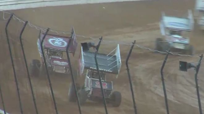 Heat Races: All Star Sprints at Bedford Speedway
