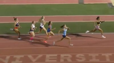 Massive Kick From The Back of the Pack To Win 1500m