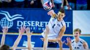 MPSF Men's Volleyball Championship Matchups, Seeds & Schedule