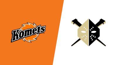 Highlights: Fort Wayne Komets vs Wheeling Nailers