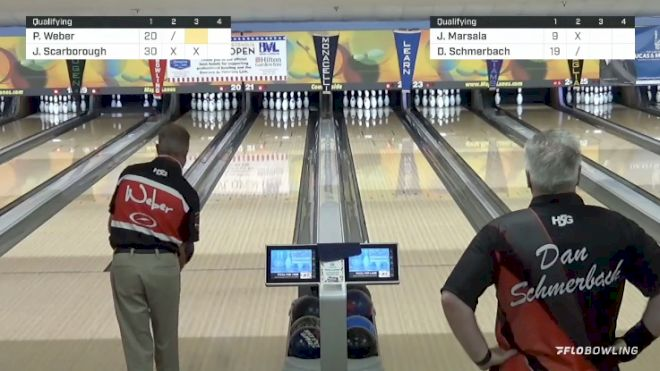 Full Replay: PBA50 BVL Open Qualifying Round 1, Squad A