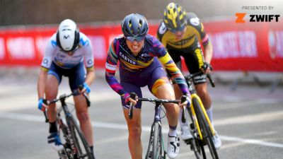 Highlights: Attacks Fly From Kasia Niewiadoma, Annemiek Van Vleuten In 2021 Women's Amstel Gold Race