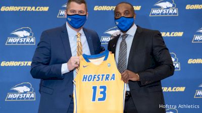 Hofstra Head Coach Speedy Claxton & The Complicated Storybook Tale