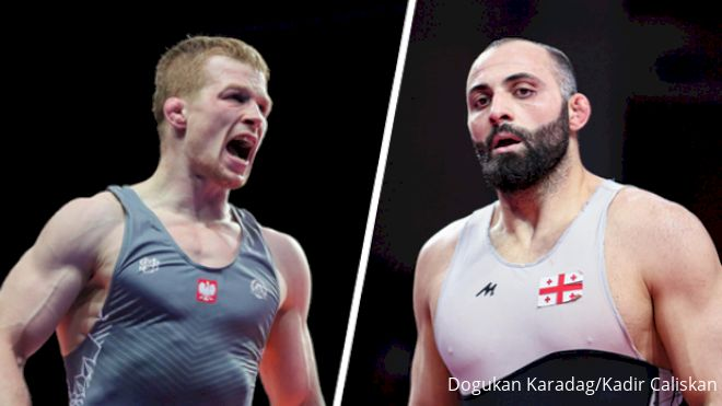 2021 European Championships - Semifinal & Medal Matches