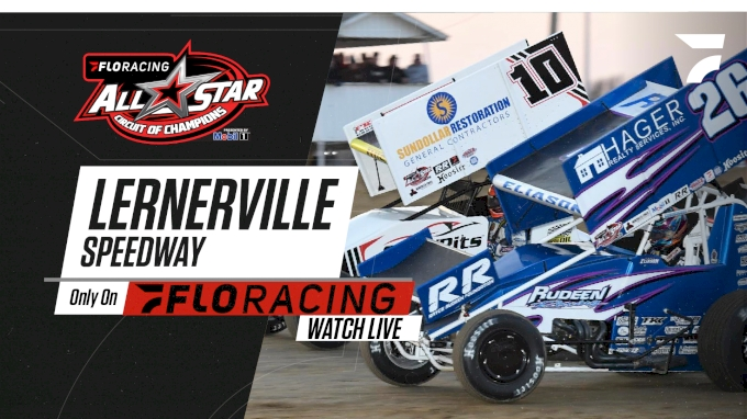 picture of 2021 All Star Circuit of Champions at Lernerville Speedway