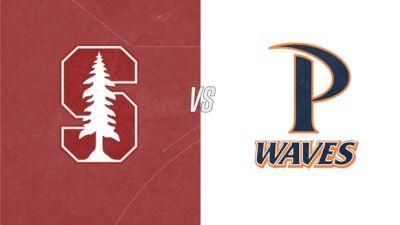 Full Replay: Stanford vs Pepperdine - MPSF Men's Volleyball Quarterfinal