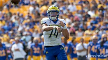 Red Hot Nolan Henderson Leads Delaware Into FCS Playoffs