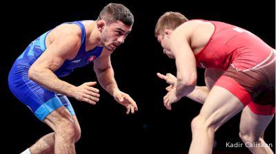 74 kg Final - Miroslav KIROV (BUL) vs. Tajmuraz SALKAZANOV (SVK)