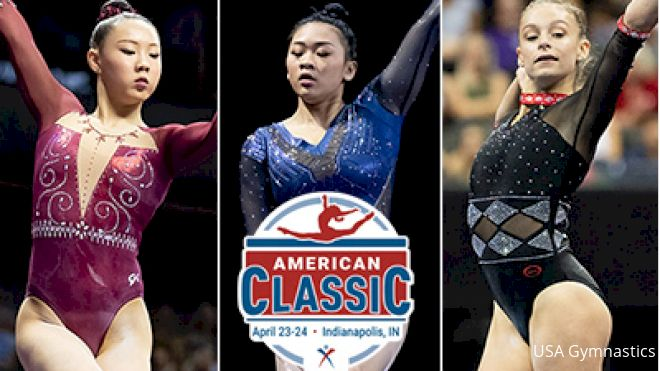 USA Gymnastics Announces Field For 2021 American Classic, Hopes Classic
