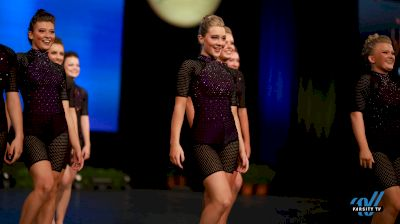 7 Large Varsity Jazz Teams Put On A Show In NDTC Semi-Finals