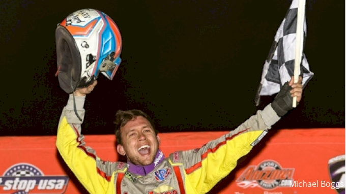 picture of Devin Moran At Castrol® FloRacing Night In America