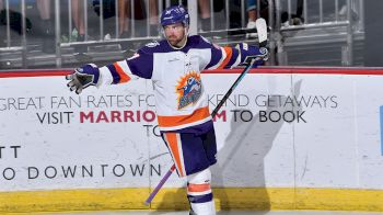 Luchuk Is A Leader On & Off The Ice