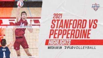 Highlight: Stanford vs Pepperdine
