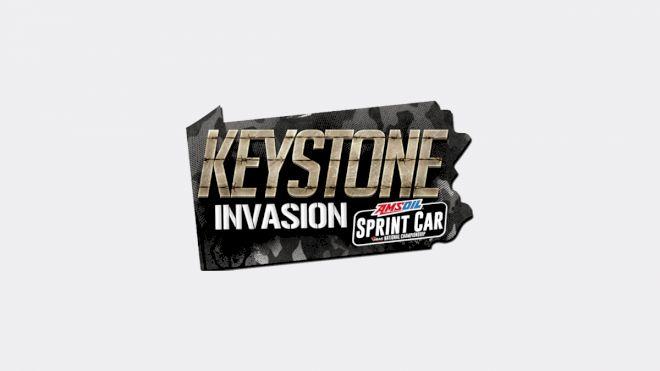 2021 USAC Sprint Car Keystone Invasion