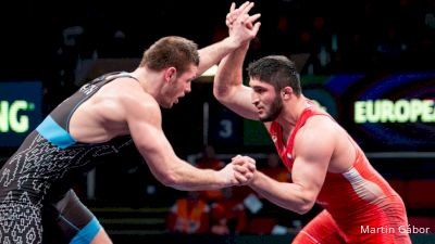 97 kg Final - Abdulrashid SADULAEV (RUS) vs. Aliaksandr HUSHTYN (BLR)