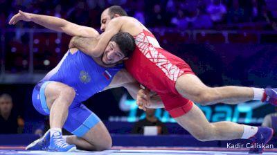 97 kg Semifinal - Elizbar ODIKADZE (GEO) vs. Abdulrashid SADULAEV (RUS)