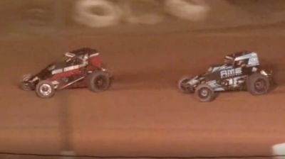 Feature Replay | USAC Sprints at Big Diamond Speedway