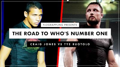 The Road To Who's Number One: Craig Jones vs Tye Ruotolo