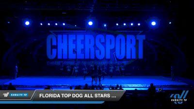 Florida Top Dog All Stars - RAIN [2020 Senior XSmall Coed 6 Division B Day 2] 2020 CHEERSPORT National Cheerleading Championship
