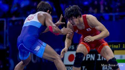 65 kg Final - Takuto OTOGURO (JPN) vs. Bajrang BAJRANG (IND)