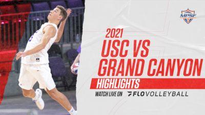 Highlight: USC vs Grand Canyon