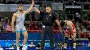 86 kg - Hassan Aliazam YAZDANICHARATI (IRI) vs. David TAYLOR III (USA)