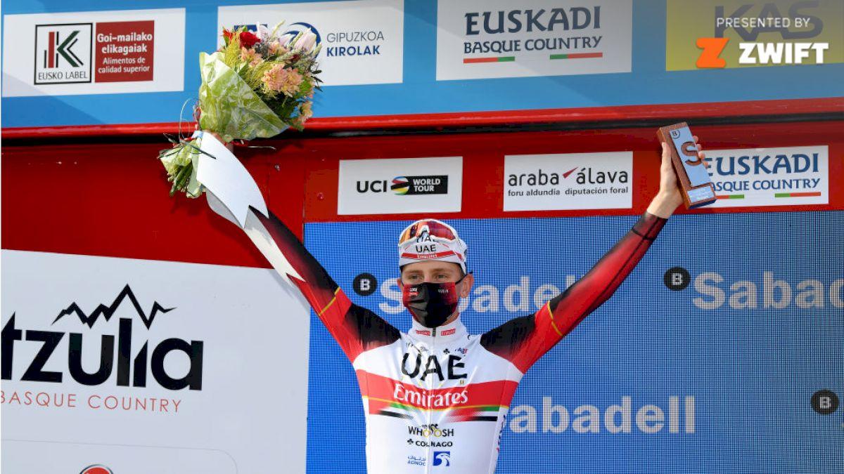 Tadej Pogacar And Team UAE Cleared For Liège-Bastogne-Liège