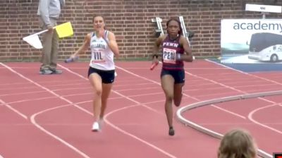Anchor Leg Comeback To Win 4x4 With 52s Split