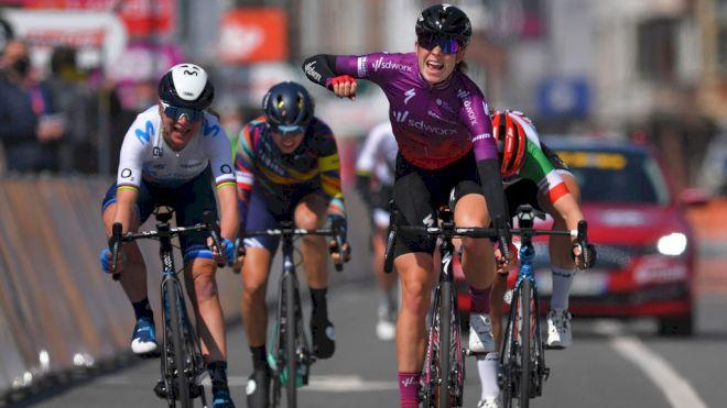 Demi Vollering Wins Women's Liège-Bastogne-Liège