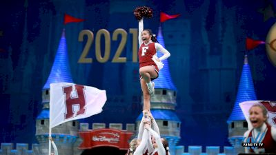 Franklin High School Delivers A Show-Stopping Routine In Large Game Day Finals