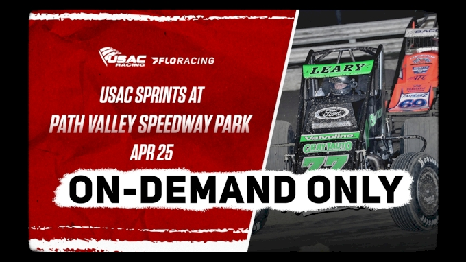 picture of 2021 USAC Sprints at Path Valley Speedway Park (VOD Only)