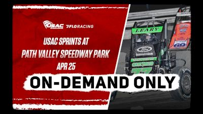 Full Replay | USAC Keystone Invasion at Path Valley Speedway 4/25/21
