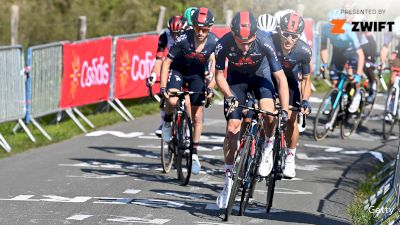 Highlights: Ineos Rips Apart Men's 2021 Liege-Bestogne-Liege