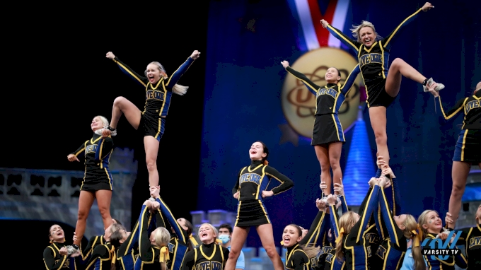 picture of 2021 UCA National High School Cheerleading Championship Winning Routines