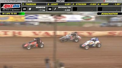 Feature Replay | USAC Sprints at Path Valley Speedway