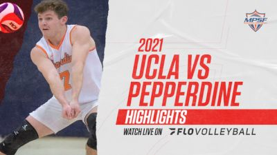 Highlight: Pepperdine vs UCLA