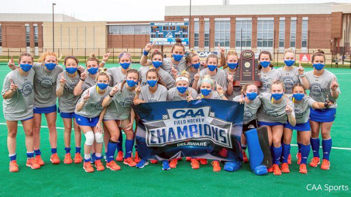 Replay: JMU vs Delaware - CAA Field Hockey Championship