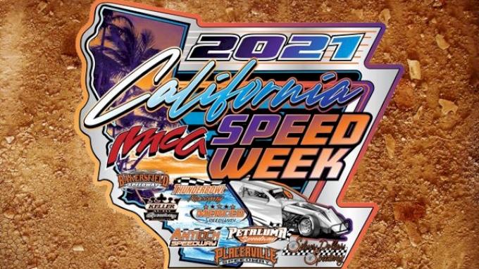 picture of 2021 California IMCA Speedweek