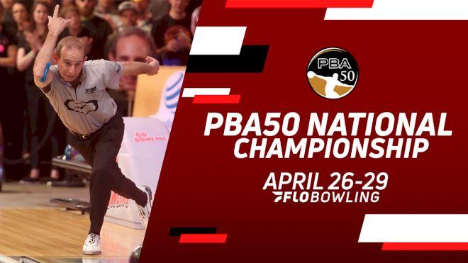 2021 PBA50 National Championship