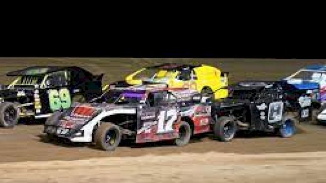 How to Watch: 2021 California IMCA Speedweek at Tulare Thunderbowl
