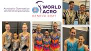 USAG Announces 2021 World Acro Championships & World Age Group Members