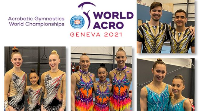 World Acro Championships & World Age Group Team Announced