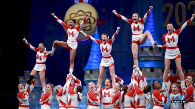 Bishop McCort High School Takes The Medium Varsity Division II Title!