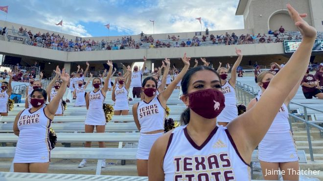 Texas State Hopes To Make An Impact At UCA College Nationals