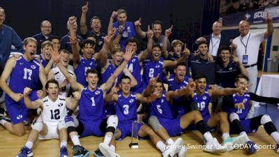 BYU Defends Home Turf, Wins MPSF Title