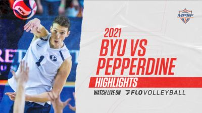 Highlight: BYU vs Pepperdine
