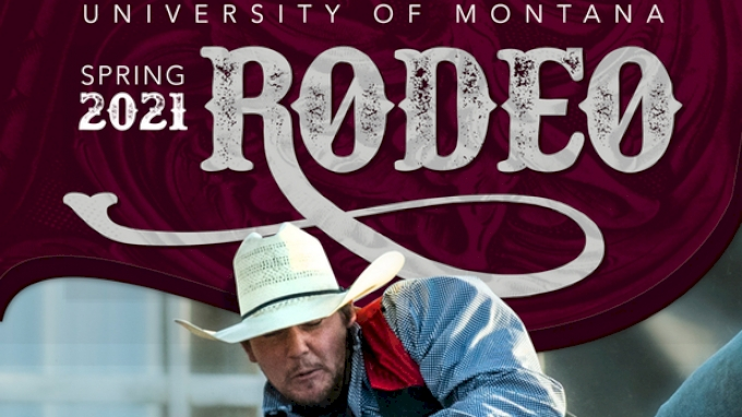 picture of University of Montana Spring 2021 Rodeo
