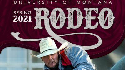 Replay: University of Montana Spring 2021 Rodeo