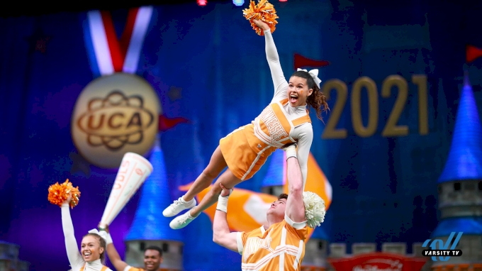 picture of 2021 UCA & UDA College National Champion Routines