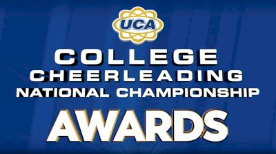 AWARDS SESSION 4 - 2021 UCA & UDA College Cheerleading & Dance Team National Championship